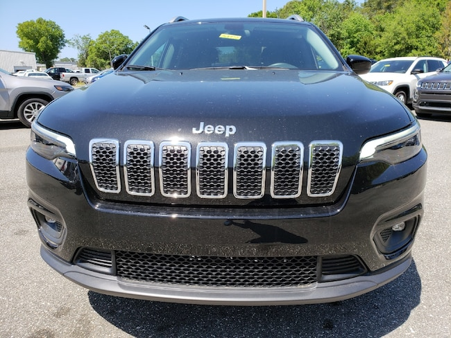 Dodge Dealership Jacksonville Fl >> New 2019 Jeep Cherokee LATITUDE 4X4 For Sale in ...