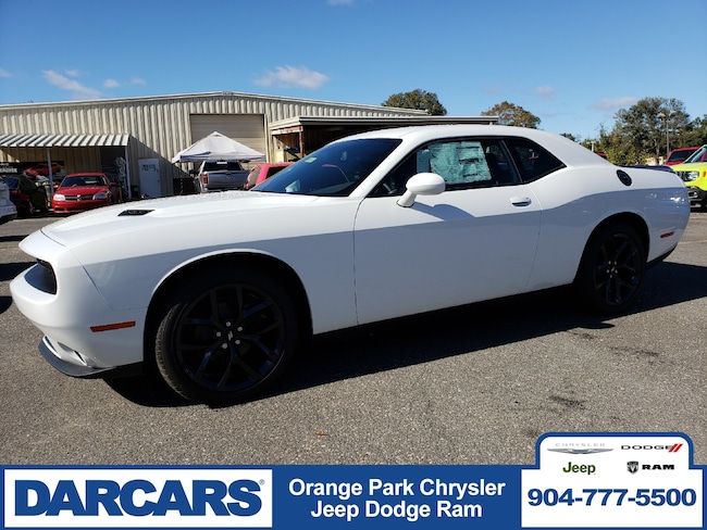 New 2019 Dodge Challenger SXT Coupe in Jacksonville