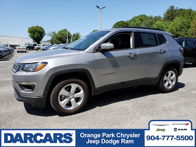 New 2018 Jeep Compass LATITUDE FWD Sport Utility in Jacksonville