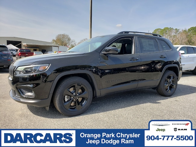 New 2019 Jeep Cherokee ALTITUDE FWD Sport Utility in Jacksonville