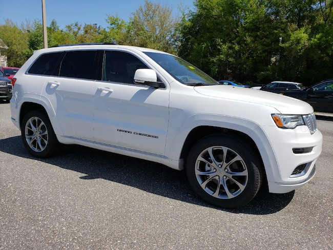 Dodge Dealership Jacksonville Fl >> New 2019 Jeep Grand Cherokee SUMMIT 4X4 For Sale in ...