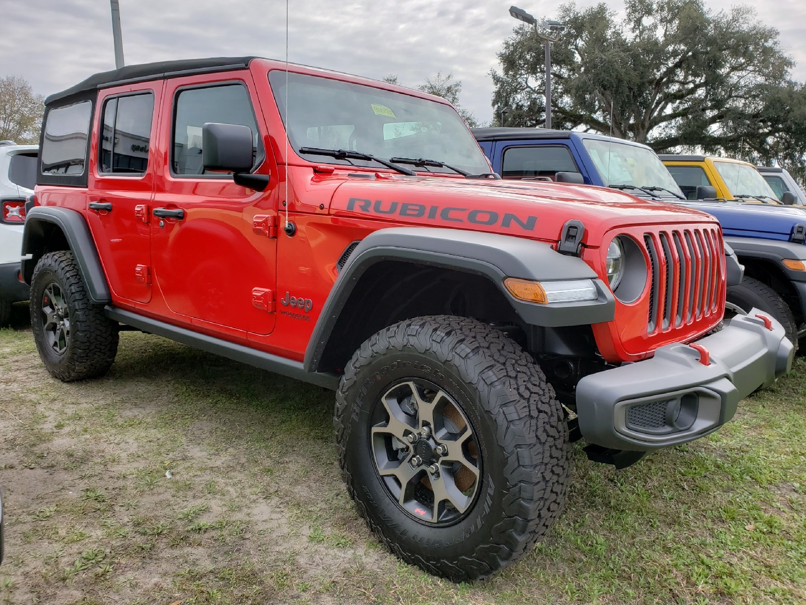 new 2019 jeep wrangler unlimited rubicon 4x4 for sale in