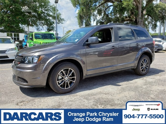 Used 2018 Dodge Journey SE SUV in Jacksonville, FL