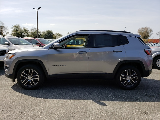 Dodge Dealership Jacksonville Fl >> New 2019 Jeep Compass SUN & WHEEL FWD For Sale in