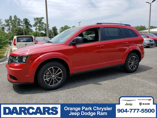 New 2018 Dodge Journey SE Sport Utility in Jacksonville