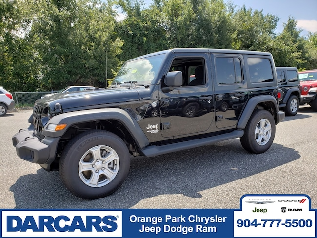 Dodge Dealership Jacksonville Fl >> New 2018 Jeep Wrangler UNLIMITED SPORT S 4X4 For Sale in ...