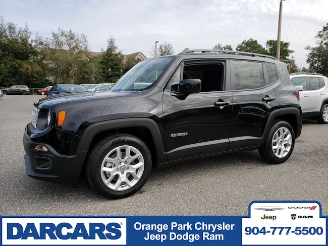 New 2018 Jeep Renegade LATITUDE 4X2 Sport Utility in Jacksonville