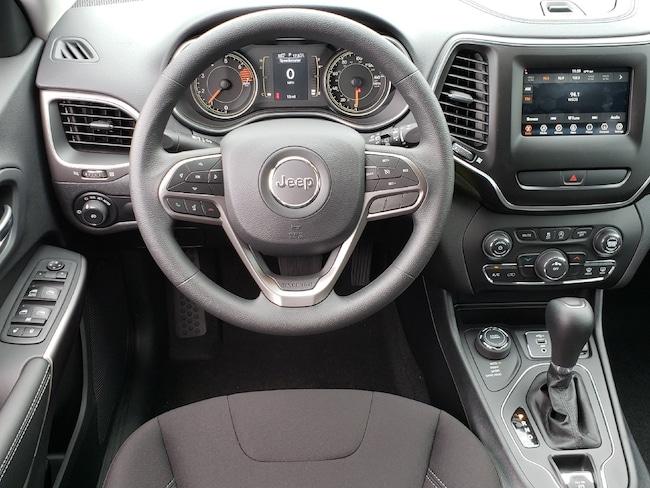 Dodge Dealership Jacksonville Fl >> New 2019 Jeep Cherokee LATITUDE 4X4 For Sale in