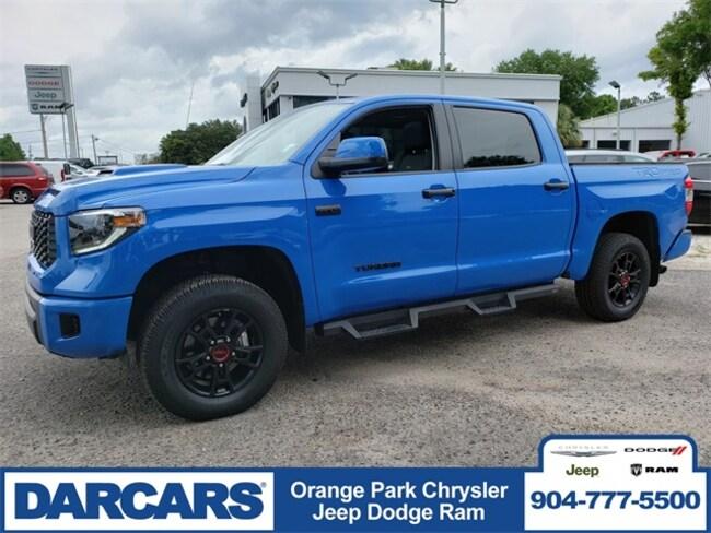Used 2019 Toyota Tundra Truck CrewMax in Jacksonville, FL