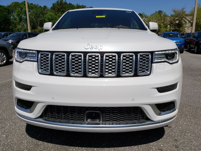 Jeep Dealership Jacksonville >> New 2019 Jeep Grand Cherokee SUMMIT 4X4 For Sale in ...