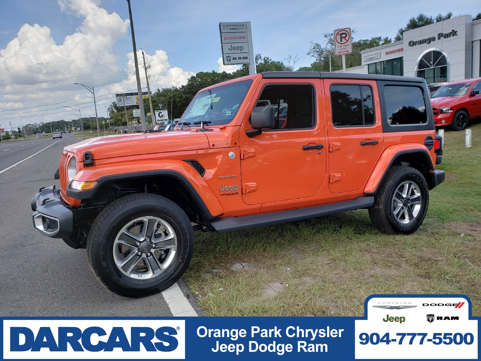 Attractive New 2018 Jeep Wrangler UNLIMITED SAHARA 4X4 In Jacksonville