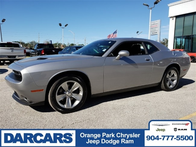 Used 2018 Dodge Challenger SXT Coupe in Jacksonville, FL