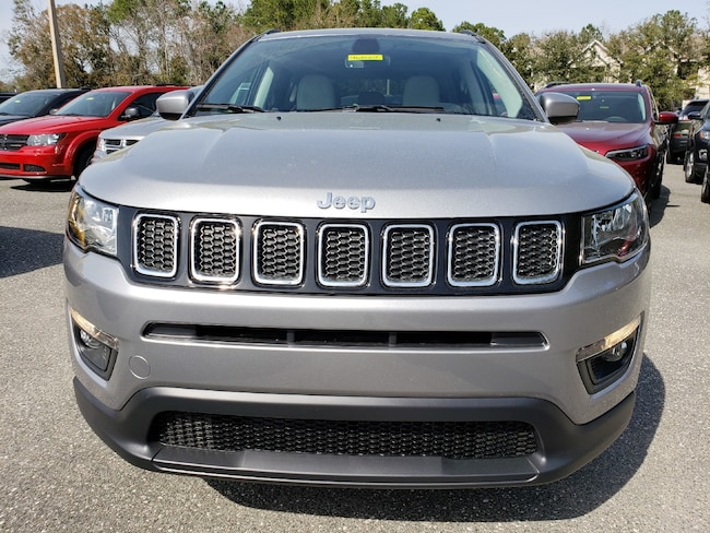 Dodge Dealership Jacksonville Fl >> New 2019 Jeep Compass SUN & WHEEL FWD For Sale in ...