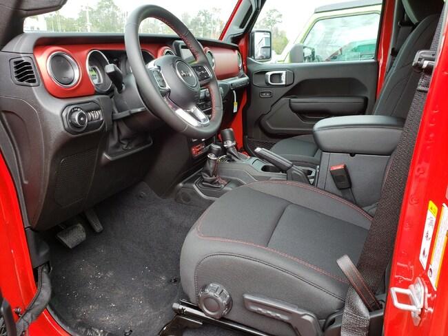 Jeep Dealership Jacksonville >> New 2019 Jeep Wrangler UNLIMITED RUBICON 4X4 For Sale in Jacksonville FL | 968173