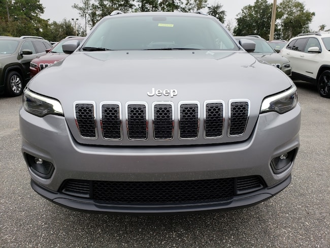Jeep Dealership Jacksonville >> New 2019 Jeep Cherokee LATITUDE 4X4 For Sale in Jacksonville FL | 968575