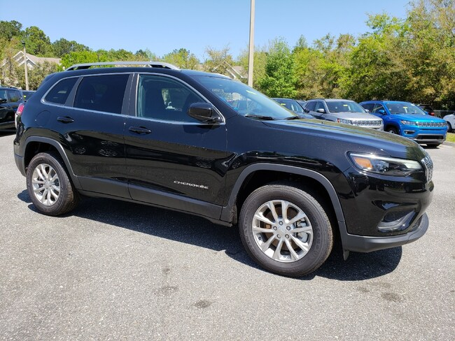 Jeep Dealership Jacksonville >> New 2019 Jeep Cherokee LATITUDE 4X4 For Sale in Jacksonville FL | 968570