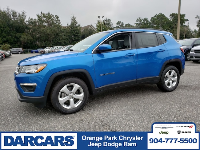New 2019 Jeep Compass LATITUDE FWD Sport Utility in Jacksonville