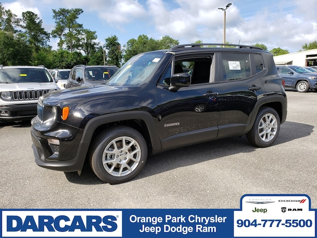 New 2019 Jeep Renegade LATITUDE FWD Sport Utility in Jacksonville