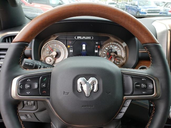 Mopar Owner Connect >> New 2019 Ram 1500 LARAMIE LONGHORN CREW CAB 4X2 5'7 BOX ...