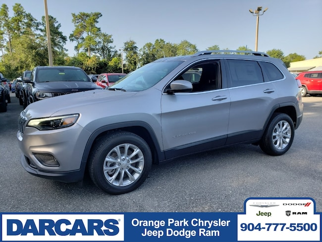 New 2019 Jeep Cherokee LATITUDE FWD Sport Utility in Jacksonville