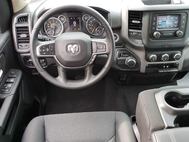 New 2019 Ram 1500 Tradesman Quad Cab 4x2 6 4 Box For Sale