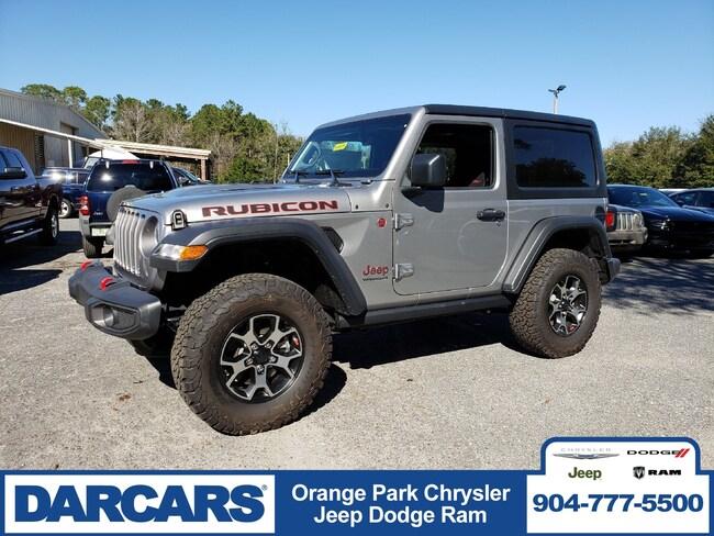 New 2018 Jeep Wrangler RUBICON 4X4 Sport Utility in Jacksonville