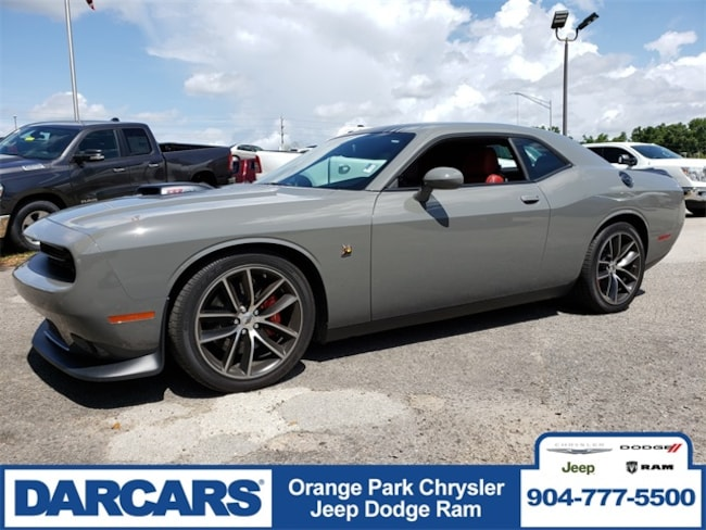 Used 2018 Dodge Challenger R/T 392 Coupe in Jacksonville, FL