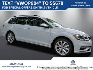 2019 Volkswagen Golf SportWagen SE Wagon