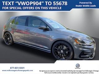 2019 Volkswagen Golf R DCC & Navigation 4motion Hatchback