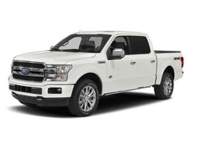 2018 Ford F-150 XLT Pickup Truck