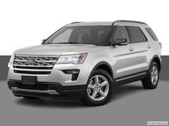2018 Ford Explorer XLT SUV 1FM5K7DH8JGB57272