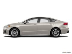 2019 Ford Fusion SE 3FA6P0HD0KR115588
