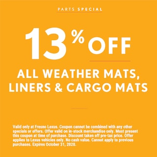 All Weather Mats, Liners & Cargo Mats