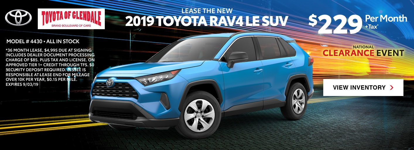 Toyota Of Glendale >> Toyota Dealer Serving Los Angeles North Hollywood Toyota Of Glendale