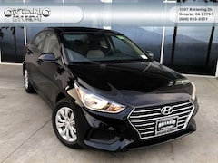 New 2019 Hyundai Accent SE Sedan 3KPC24A37KE048029 in Ontario CA