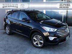 2014 Hyundai Santa Fe Limited FWD  Limited *Ltd Avail*