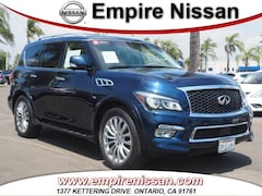 2015 INFINITI QX80 5.6 with Driver's Assistance Package SUV
