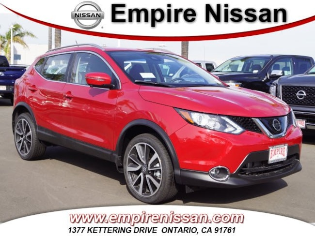 2018 Nissan Rogue Sport SL SUV in Greater Ontario, CA