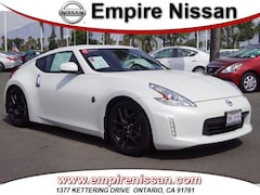 2016 Nissan 370Z Touring Coupe