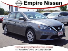 New 2019 Nissan Sentra S Sedan 3N1AB7AP2KY212090 in Ontario CA