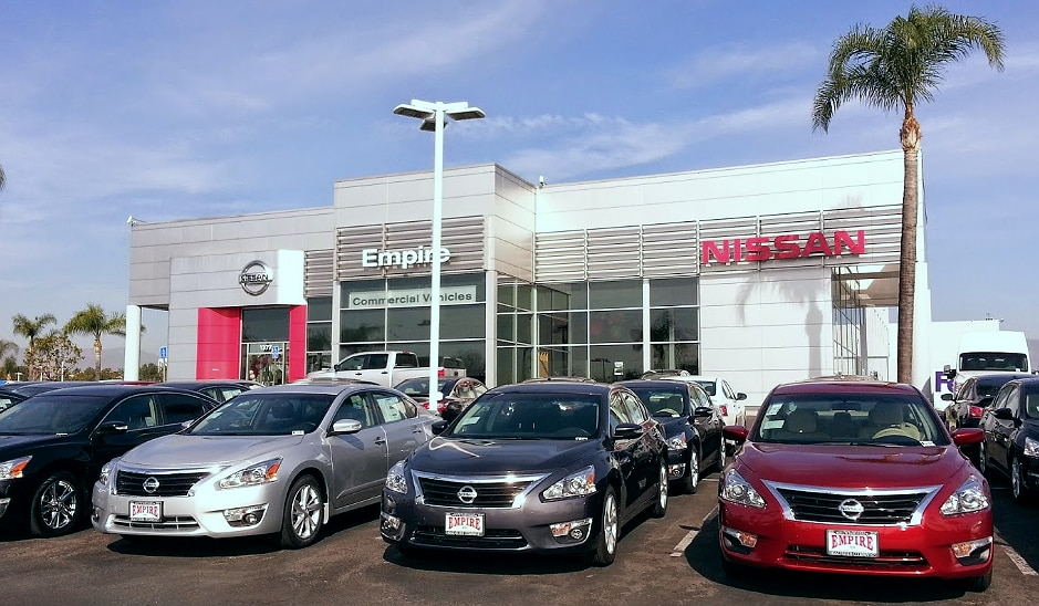 Nissan Inland Empire Directions