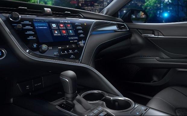 Toyota Camry Se 2018 Interior 2018 Cars Models