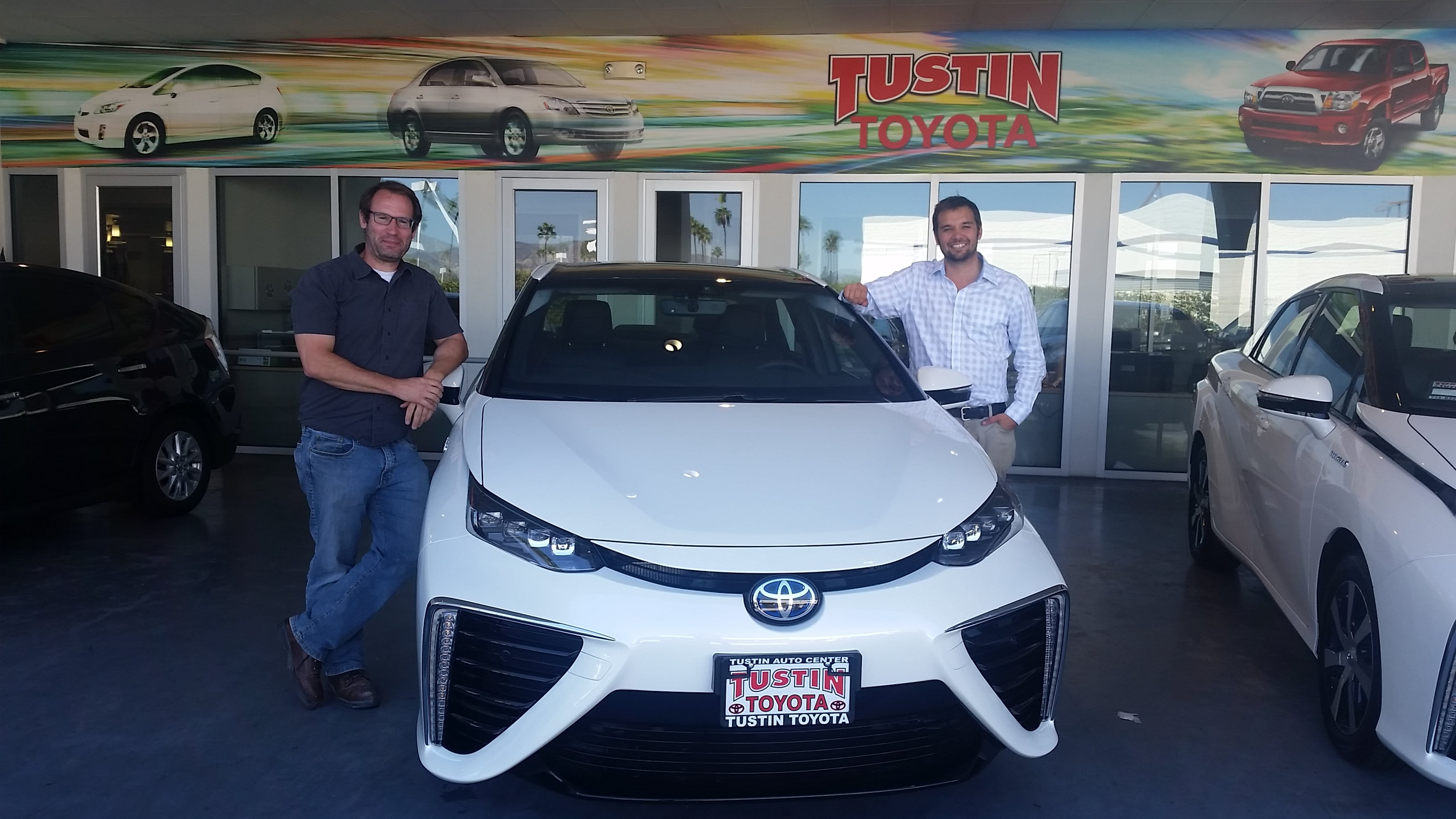 Tustin Toyota Service >> The All New Toyota Mirai | Tustin Toyota