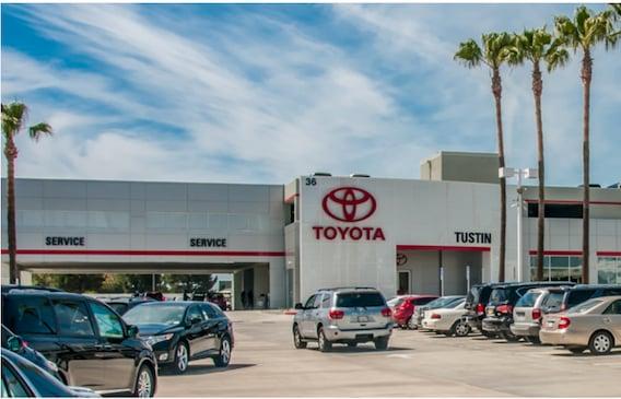 Tustin Toyota Service >> Why Buy From Us Tustin Toyota Orange County