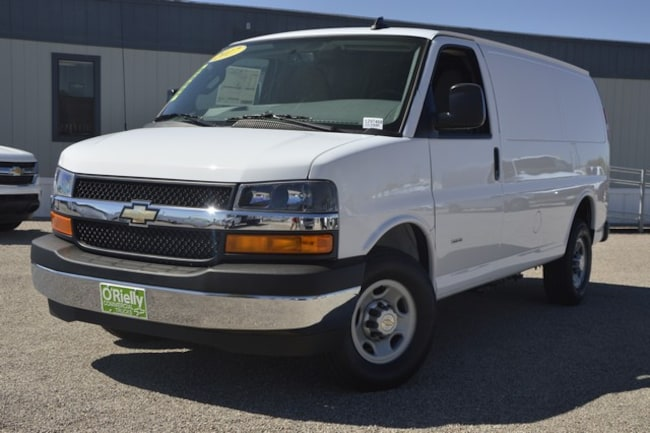 New 2017 Chevrolet Express 3500 For Sale At O Rielly Chevrolet