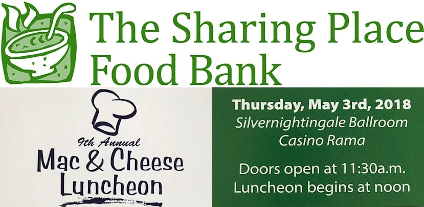 The Sharing PlaceMac and Cheese Luncheon