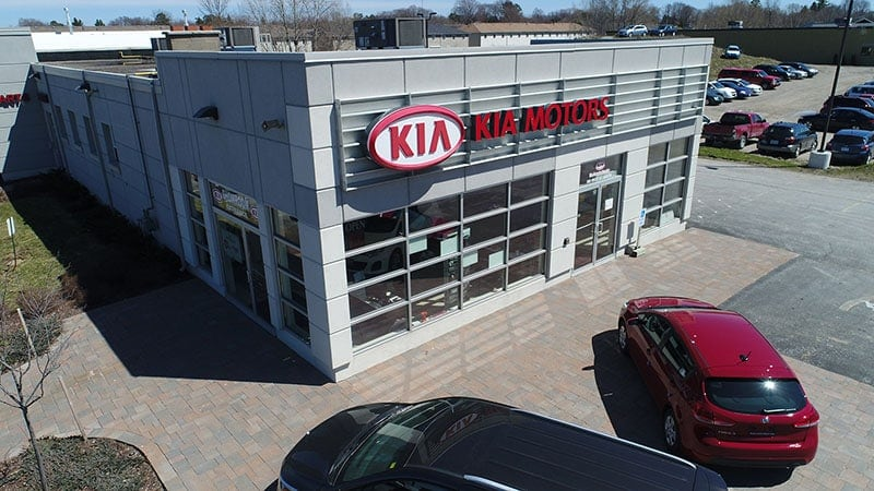 Orillia Kia Dealership