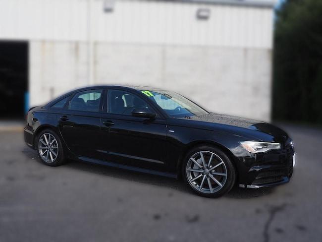 2017 Audi A6 2.0T Quattro Premium Plus AWD 2.0T quattro Premium Plus  Sedan
