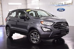 Used Vehicles for sale 2018 Ford EcoSport S SUV in Medina, NY