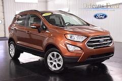 Used Vehicles for sale 2018 Ford EcoSport SE SUV in Medina, NY